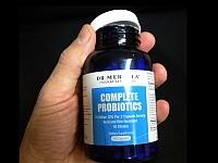 dr mercola probiotics bottle