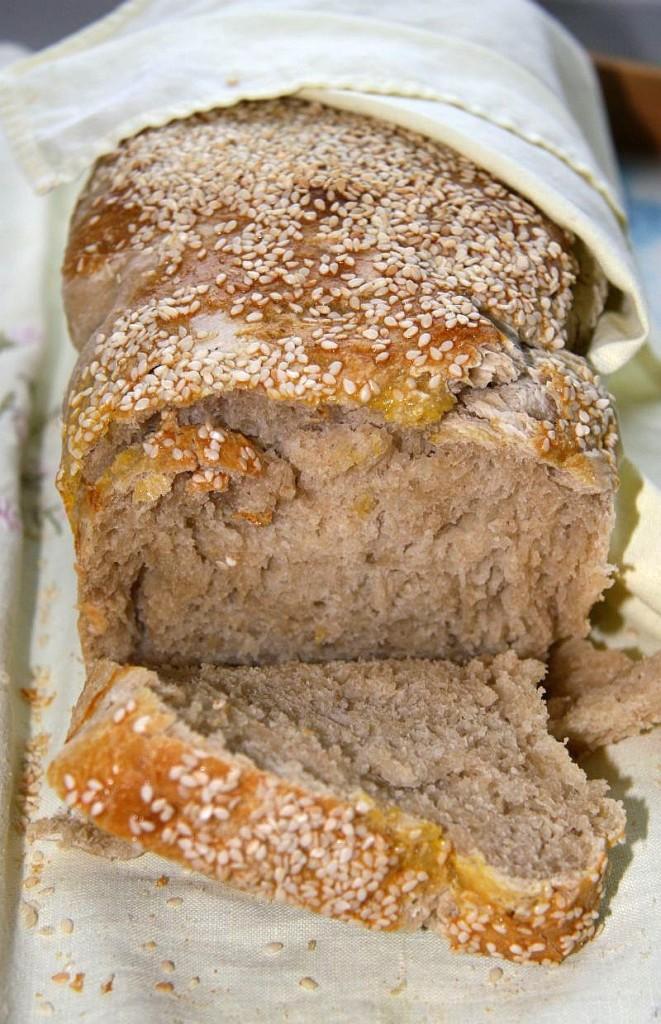 Sourgough bread