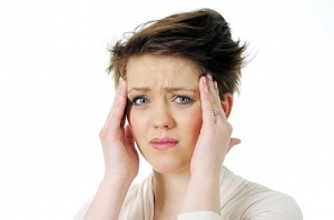 why does antibiotics cause headache