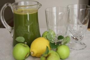apple lemon juice