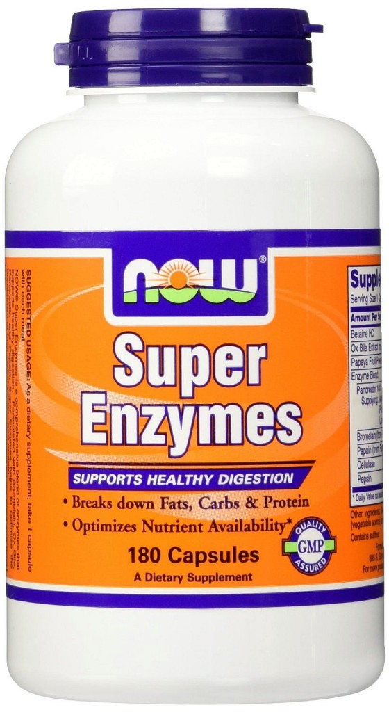 Enzymes for IBS
