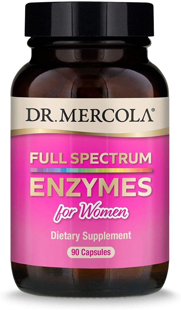 full spectrum enzymes for women